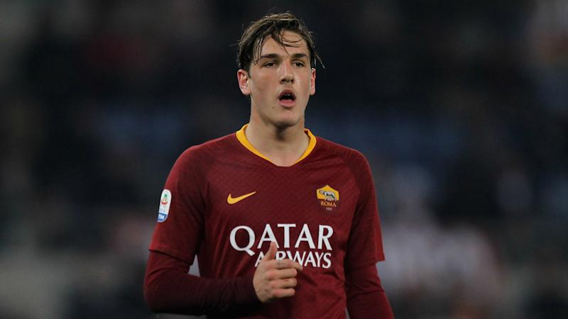 Zaniolo set for Roma stay as new contract beckons
