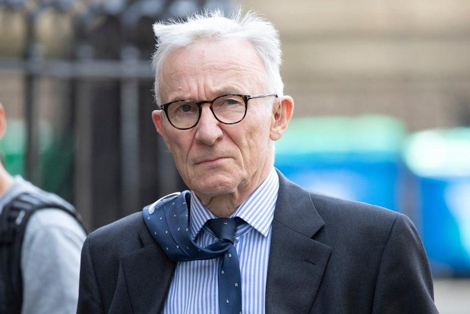 Lord Brodie will head the Scottish Hospitals Inquiry (Jane Barlow/PA) (PA Archive)