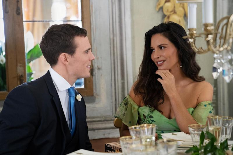 Sam Claflin & Olivia Munn Star in the Trailer for LOVE WEDDING REPEAT
