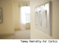 light switches - movable light switches