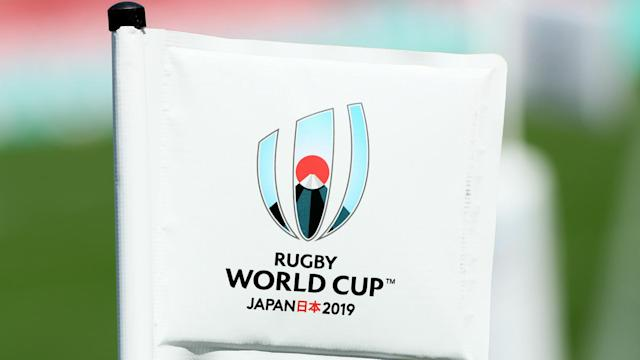 Typhoon Hagibis has caused the cancellation of another Rugby World Cup fixture, with Namibia and Canada's contest no longer going ahead.