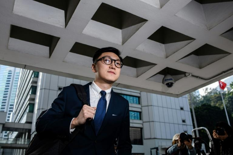Edward Leung faces up to 10 years in prison over clashes with police in 2016