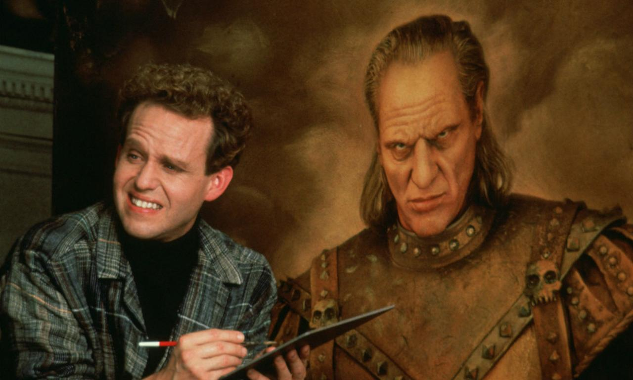 <p>Yes this was a supernatural comedy but you're lying if the sight of Vigo didn't give you the creeps as a kid. It really gave new meaning to paintings watching you but as an adult you can just chuckle at the ridiculousness of it all. </p>