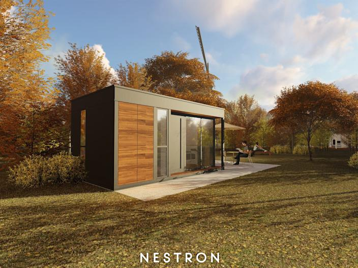 Legend One tiny home by Nestron