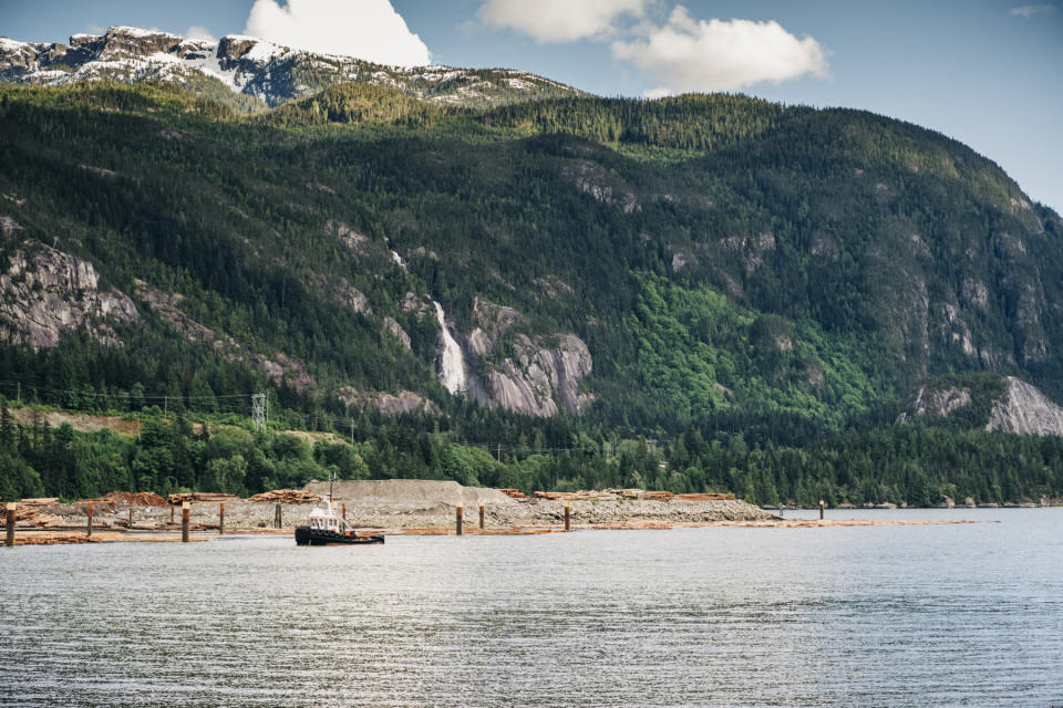 howe sound BC (Alex Ratson/ Moment/ Getty Images)