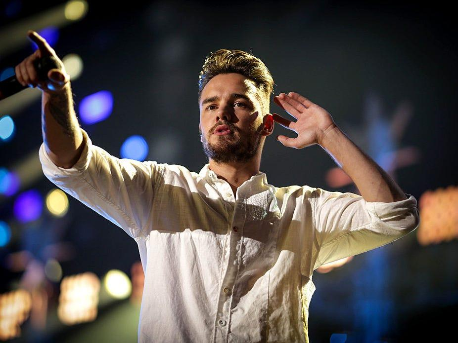 Liam Payne said One Direction's sound is guitar-driven.