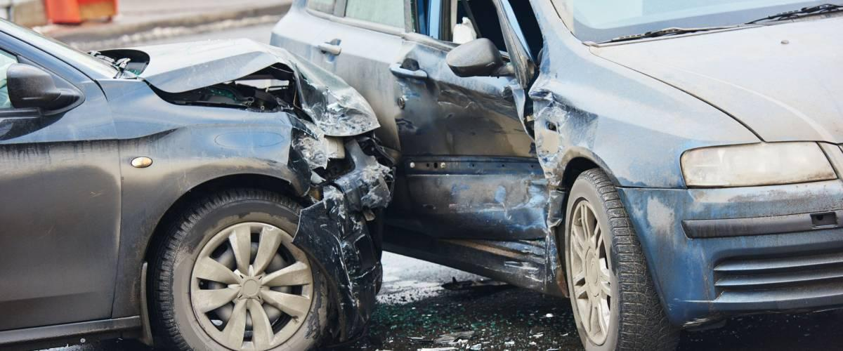 <cite>Dmitry Kalinovsky / Shutterstock</cite> <br>Collision coverage pays to repair or replace your car after an accident.<br>