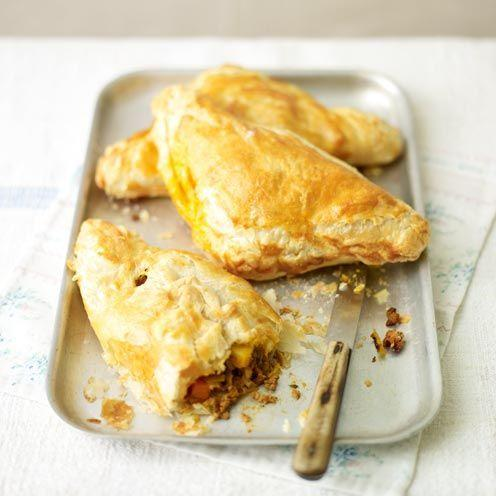 """<p>This puff pastry recipe is just as tasty with chicken, turkey or beef.</p><p><strong>Recipe: <a href=""""https://www.goodhousekeeping.com/uk/food/recipes/a535360/minted-lamb-puff-pastry/"""" rel=""""nofollow noopener"""" target=""""_blank"""" data-ylk=""""slk:Minted Lamb Puff Pasty"""" class=""""link rapid-noclick-resp"""">Minted Lamb Puff Pasty</a></strong></p>"""