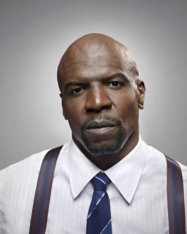 """Brooklyn Nine-Nine"": Terry Crews as Terry Jeffords in the new single-camera workplace comedy ""Brooklyn Nine-Nine"" premiering this fall on FOX."