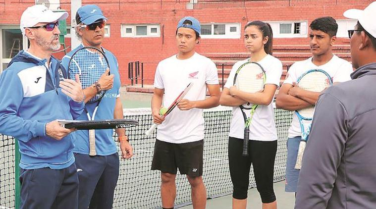 'No big difference between Indian junior players and Spanish players'