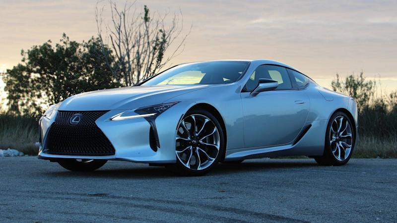 2018 Lexus Lc 500 Review