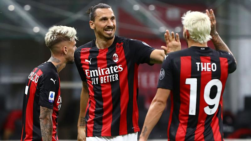 Ibrahimovic sets new Serie A record as AC Milan striker reaches double  figures