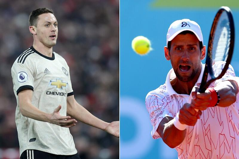 Manchester United Star Nemanja Matic Voices Strong Support for Novak Djokovic Amid Criticism Over Covid Outbreak