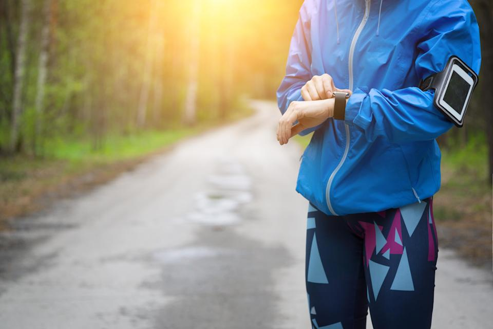 Should we still be aiming for 10,000 steps [Photo: Getty]marie
