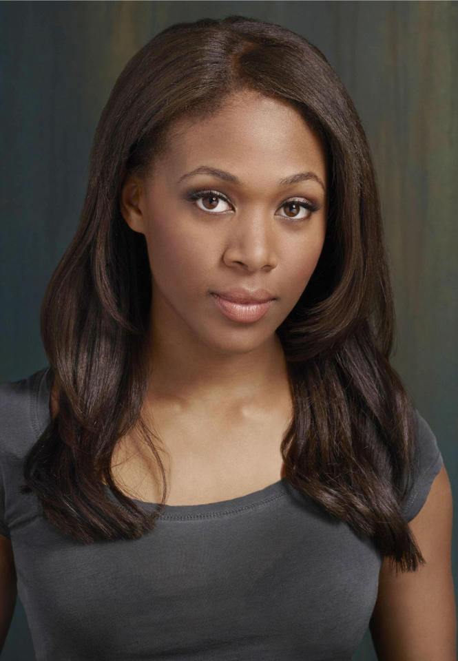 "Nicole Beharie as Lieutenant Abbie Mills in ""Sleepy Hollow"" on Fox."