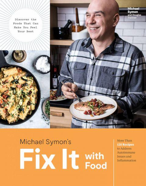 PHOTO: Chef Michael Symon's new cookbook 'Fix it With Food.' (Michael Symon Photographs, Clarkson Potter)