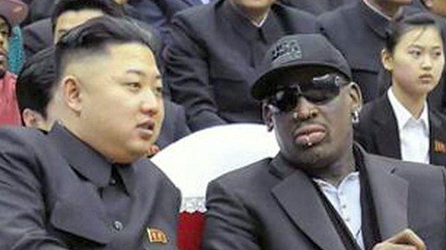 Amb. John Bolton explains how North Korea has used Dennis Rodman in their propaganda games