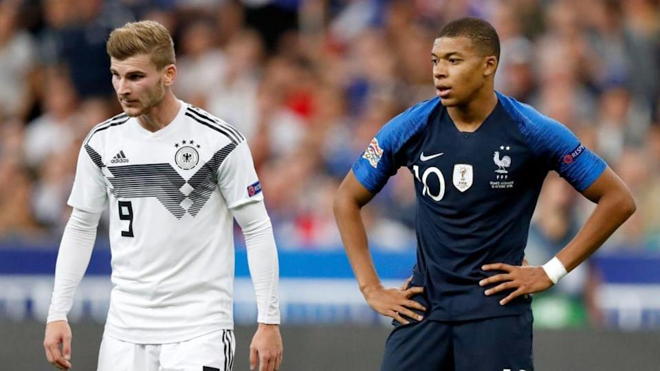 Francia-Germania   Soccrates Images/Getty Images
