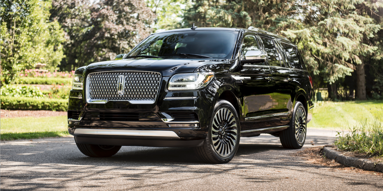 """<p>Though its looks may not be everyone's cup of tea, the new Navigator is a huge step up in quality, making it a real competitor in the luxury SUV market. Get the extended wheelbase version, and you've got one of the most capable limo-tanks out there. <a href=""""https://www.ebay.com/itm/2019-Lincoln-Navigator-Reserve/143253746876?hash=item215a96b4bc:g:XNYAAOSwny9c3Xau"""" target=""""_blank"""">Here's one with just 3700 miles on the clock</a> on eBay right now. </p>"""