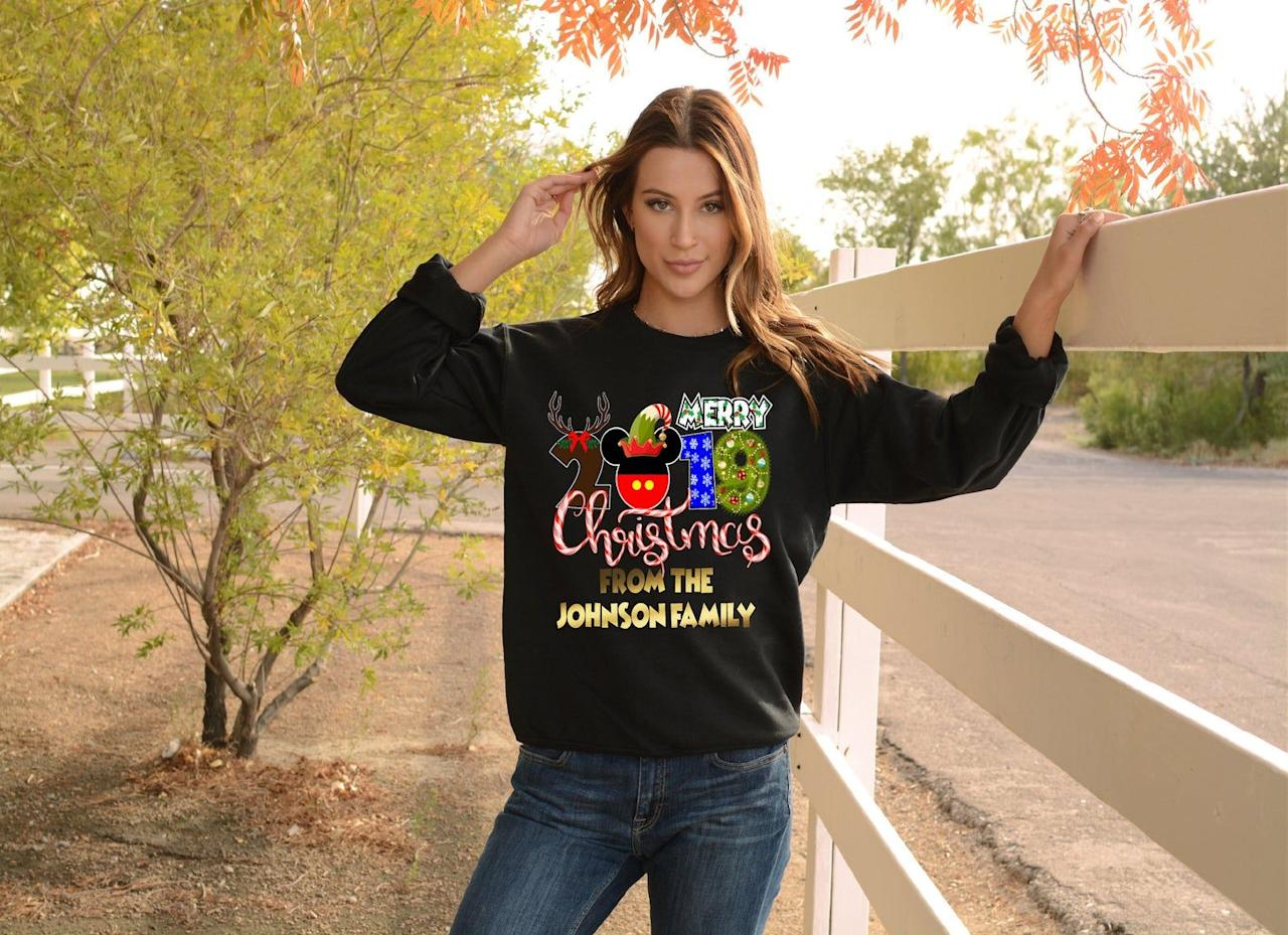 """<p>With the holidays just around the corner, it's time to start thinking about the perfect ugly Christmas sweater. To be fair, not all ugly Christmas sweaters are that bad. Some serve a purpose, whether it be to hold your wine bottle or to transform you into a <a href=""""https://www.goodhousekeeping.com/holidays/christmas-ideas/g1863/fake-christmas-trees/"""" target=""""_blank"""">Christmas tree</a>. Some even have interactive games and lights. You can also go for a sweater more on the simple side that just has a fun saying or pattern. Or, if you're feeling really crafty, you can go for a homemade ugly Christmas sweater.</p><p>So whether you're looking to buy it online or are getting your arts and crafts kit ready for a DIY session, there is definitely the perfect ugly Christmas sweater on this list for you. And even better, they're all $30 or less.   </p>"""