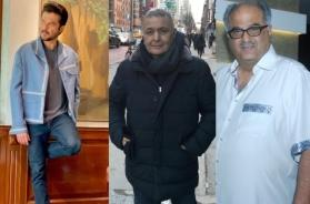 Rishi Kapoor shares an epic childhood picture with Boney and Anil Kapoor