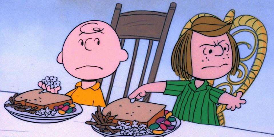 'A Charlie Brown Thanksgiving' Is Coming Back to Cable for One Night Only
