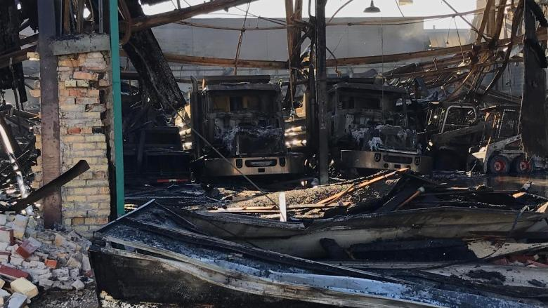 'We're kind of in limbo': 500 people could be without food hampers after GM Plant fire