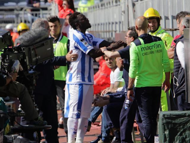 Sulley Muntari racial abuse shames Serie A and the whole of Italian football