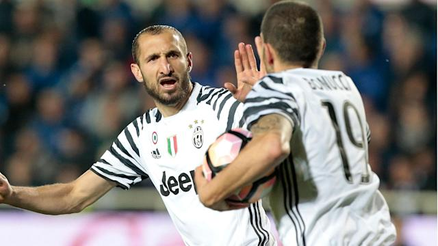 The defender has been a steady star for the Bianconeri and reached his third century of Serie A matches for the club in Friday's draw