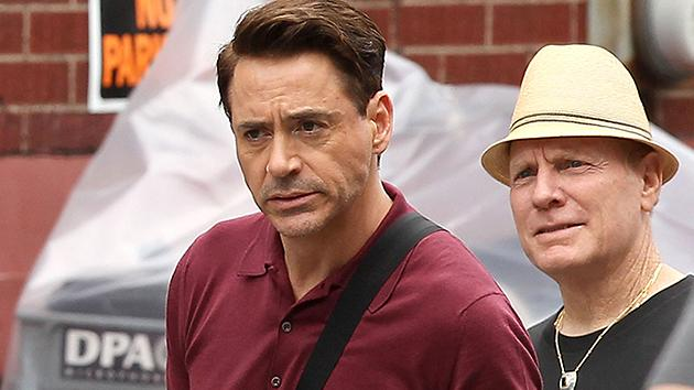 Robert Downey Jr. Ditches Iron Man Duds for 'Casual Friday' Look