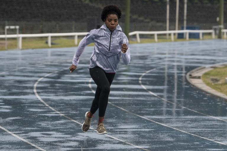 Uruguayan Olympic athlete Deborah Rodriguez says she has been subjected to racial slurs for as long as she can remember
