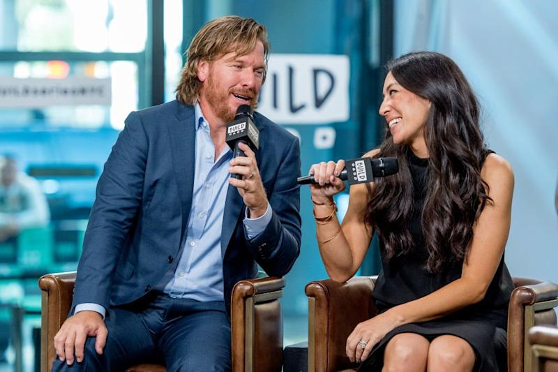 Chip and Joanna Reveal Details About Their New TV Network In Between Shiplap Jokes