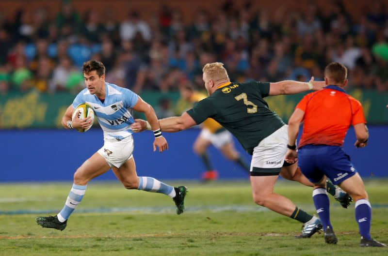 UK-based Pumas pair to miss Rugby Championship due to documentation issue
