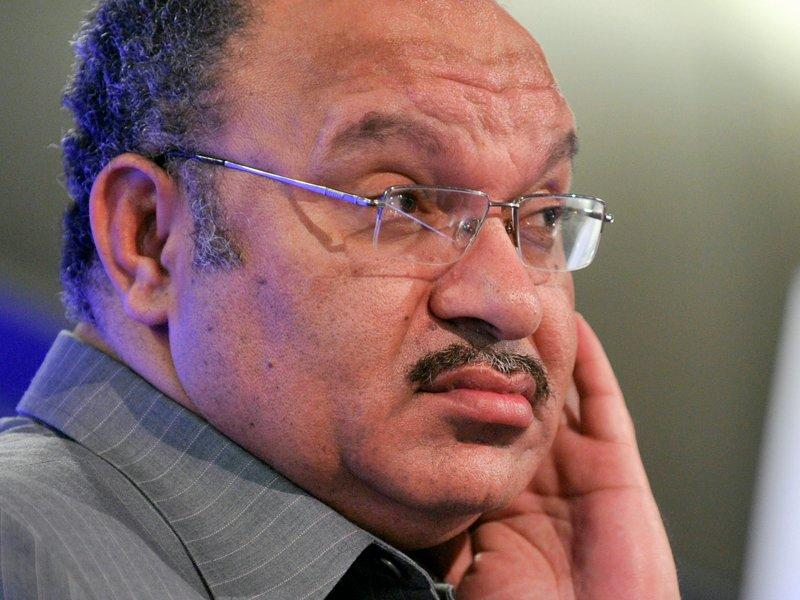 PNG working on infrastructure, corruption