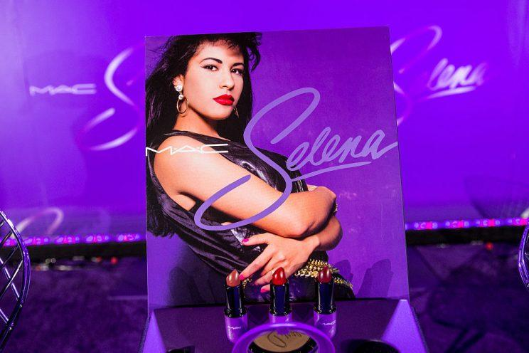 MAC Selena Line Will Be Reintroduced (Photo: Getty Images