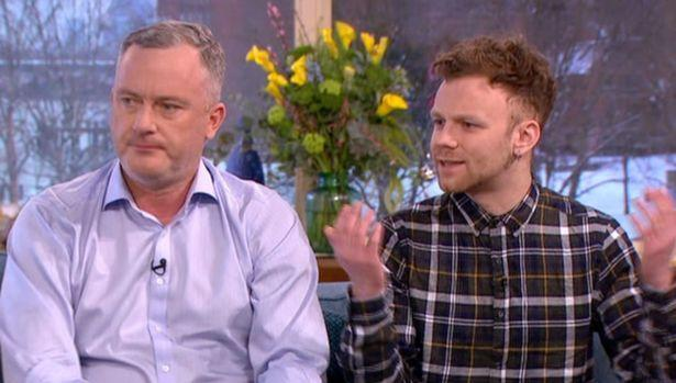 The debate got heated on today's show. (ITV)