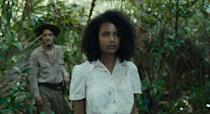 <p>Indira Andrewin stars in this period piece about a woman in 1920 Mexico on the run from a marriage she doesn't want and thrust into circumstances she never could have expected. Directed by award-winning filmmaker Yulene Olaizola, the movie is a visually stunning look inside not only a literal jungle, but the overgrown and wild parts of ourselves. </p>