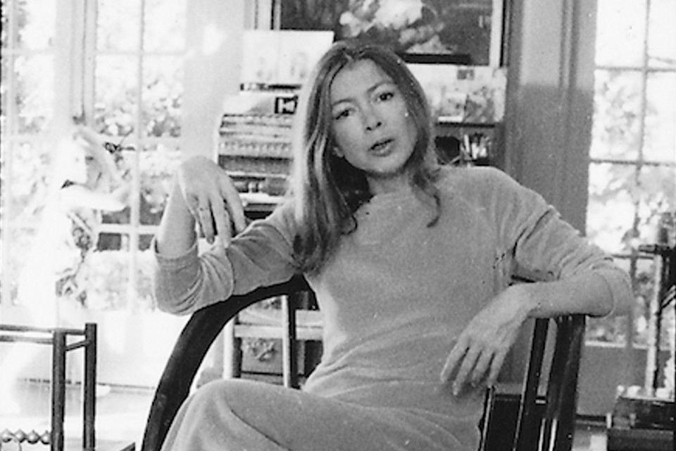"<p>Actor-director Griffin Dunne turns his camera lens to his very famous aunt, journalist and novelist Joan Didion. This biographical documentary examines the woman whose voice captured the complicated and messy collective American identity in the '60s and '70s. </p><p><a class=""link rapid-noclick-resp"" href=""https://www.netflix.com/watch/80117454?trackId=13752289&tctx=0%2C0%2C24074110-c3c4-4a0b-a28b-39733fc56d9d-72526154%2C%2C"" rel=""nofollow noopener"" target=""_blank"" data-ylk=""slk:Watch Now"">Watch Now</a></p>"