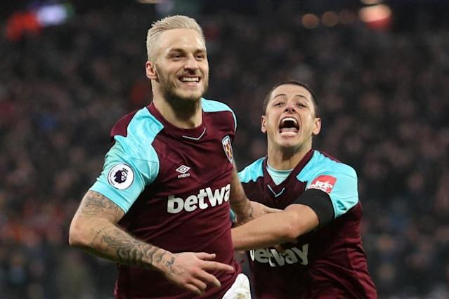 'I'm surprised some people don't like me!': Mark Arnautovic wants to prove critics wrong after goalscoring return for West ham