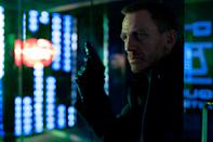 "Daniel Craig stars as James Bond in Columbia Pictures' ""<a href=""http://movies.yahoo.com/movie/skyfall-2012/"" data-ylk=""slk:Skyfall"" class=""link rapid-noclick-resp"">Skyfall</a>"" - 2012"
