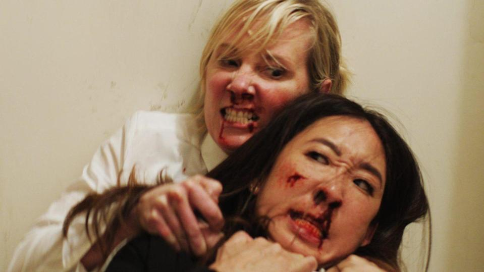 """<p>Sandra Oh and Anne Heche star in this bonkers indie film about two women—and lifelong enemies—whose lives, careers, and levels of success are violently linked to each other. </p><p><a class=""""link rapid-noclick-resp"""" href=""""https://www.netflix.com/watch/80144804?trackId=13752289&tctx=0%2C0%2C46c88ab7-c132-48db-a049-40fef7c24090-26342001%2C%2C"""" rel=""""nofollow noopener"""" target=""""_blank"""" data-ylk=""""slk:Watch Now"""">Watch Now</a></p>"""
