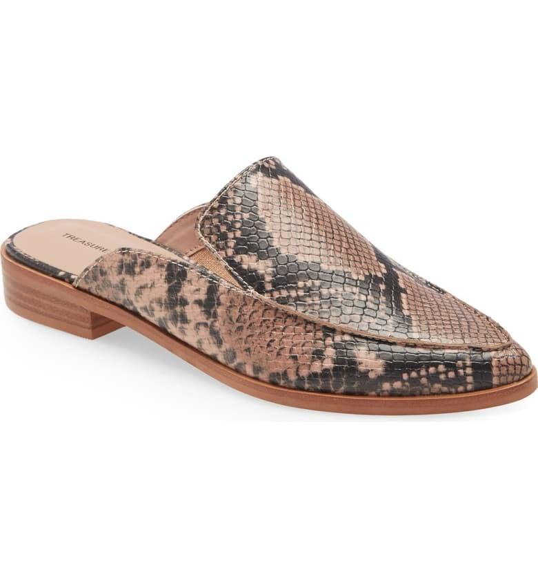 <p><span>Treasure &amp; Bond Kallie Mule</span> ($35, originally $90)</p>