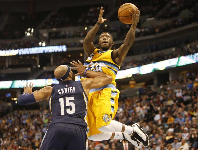 Sources: Nuggets trade Nate Robinson to Celtics for Jameer Nelson