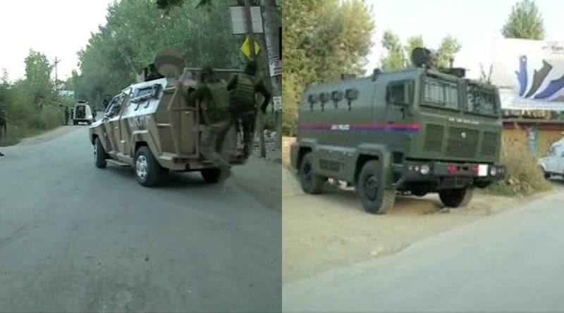 Jammu And Kashmir: Two Terrorists Killed by Security Forces in Encounter in Pulwama's Awantipora