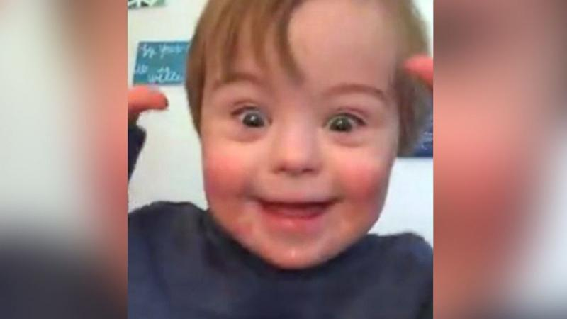 Grandma Shares 2-Year-Old's Sweet Rendition of the 'ABCs'