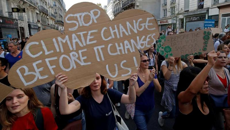 Climate, Yellow Vests, pensions, France braces for 'black' weekend of protests