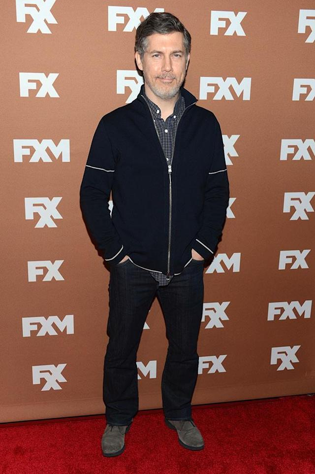 Chris Parnell attends the 2013 FX Upfront Bowling Event at Luxe at Lucky Strike Lanes on March 28, 2013 in New York City.