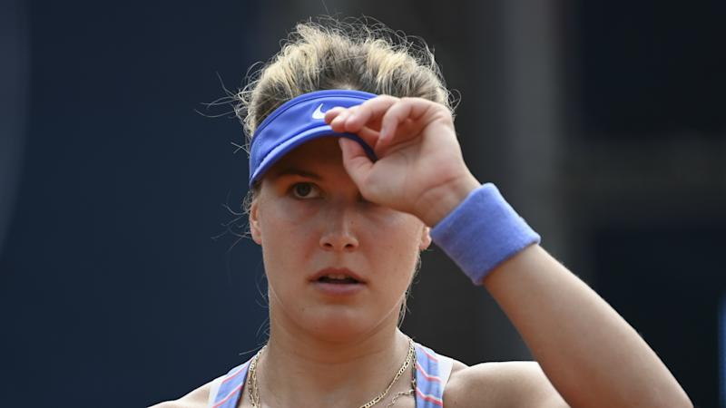 Bouchard loses Istanbul final in three sets to Romania's Tig