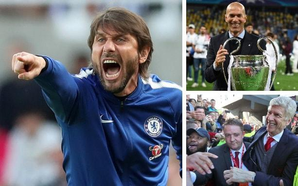 There are plenty of medals between these 10 unemployed managers