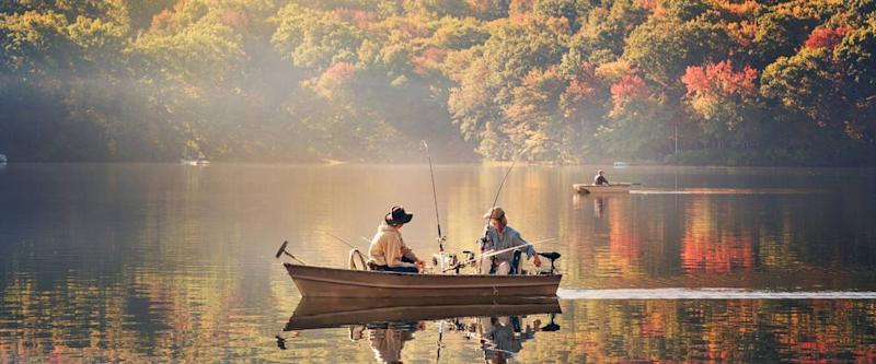 Fishing in Connecticut
